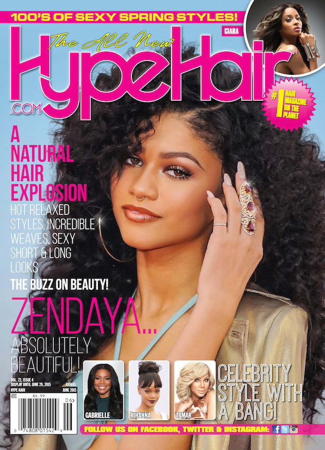 Hype Hair Magazine