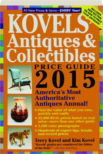 Kovels on Antiques and Collectibles Magazine Cover