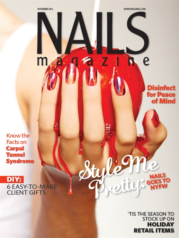 NAILS Magazine Cover