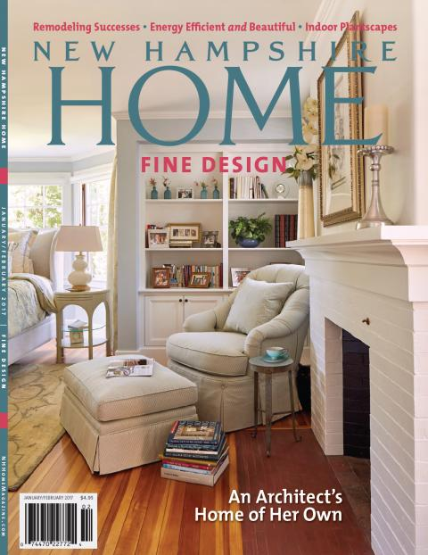 New Hampshire Home Magazine Cover