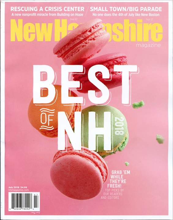 New Hampshire Magazine Cover