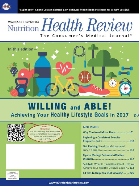 Nutrition Health Review Cover